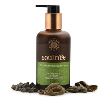 Triphala Revitalising Shampoo 250 Ml-Soul Tree