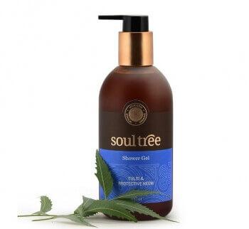 Tulsi & Protective Neem Shower Gel 300 Ml-Soul Tree