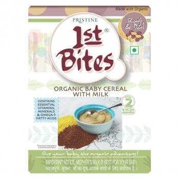 1st Bites Ragi and Daal 375 Gms - Prestine