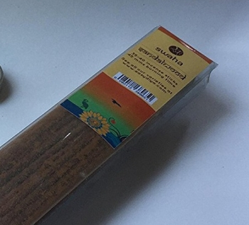 Sandalwood Agarbatti 35 Sticks -Swaha