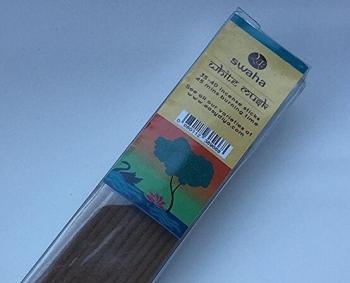 White Musk Agarbatti 35 Sticks- Swaha