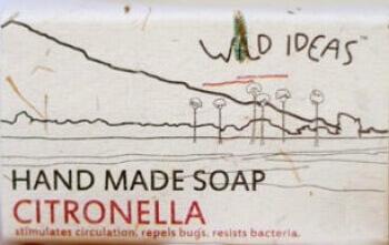 Hand Made Soap Citronella 100 Gms- Wild Ideas
