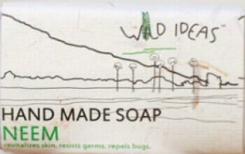 Hand Made Soap Neem 100 Gms - Wild Ideas