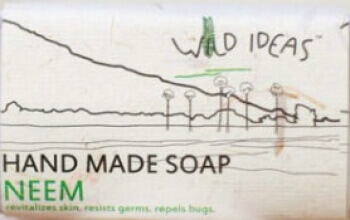 Hand Made Soap Neem 40 Gms- Wild Ideas