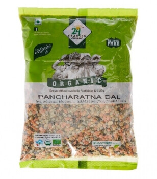 Pancharatna Dal 500 Gms- 24 Mantra