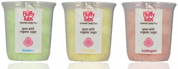 Candy Floss 30 Gms - Fluffy Tubs