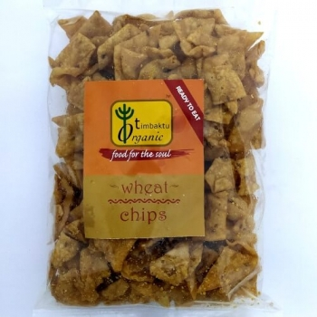 Wheat Chips 250 Gms-Timbaktu
