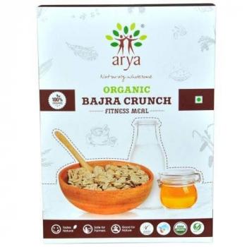 Bajra Crunch 300 Gms - Arya