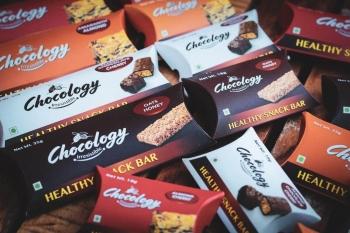 Chocolate Almond Cherry 18 Gms - Chocology