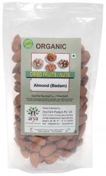 Almonds Nuts 200 Gms-Arya