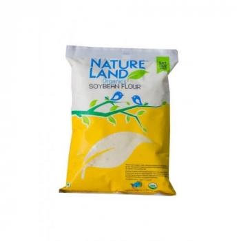Soyabean Flour 500 Gms - Nature Land