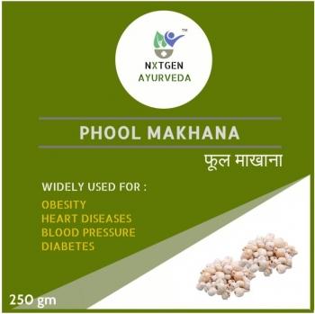 Phool Makhana 250 Gms - NXTGEN Ayurveda