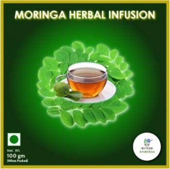 Moringa Herbal Infusion 100 Gms - NXTGEN Ayurveda