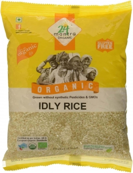 Idly Rice 1 Kg - 24 Mantra