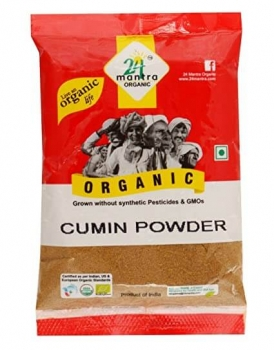 Cumin Powder 100 Gms - 24 Mantra