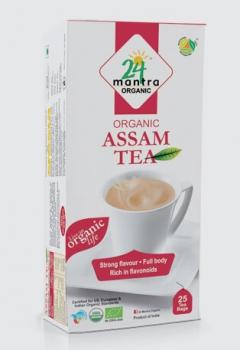 Assam Tea 25 Bags - 24 Mantra