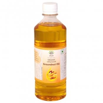 Groundnut Oil 500 Ml -Arya