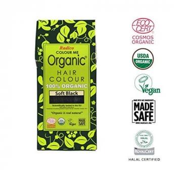 Organic Hair Colour 100 Gms - Radico