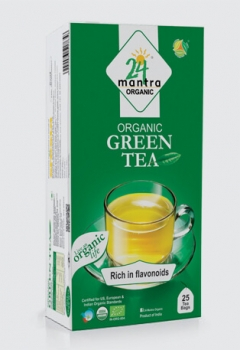 Green Tea 25 Bags - 24 Mantra