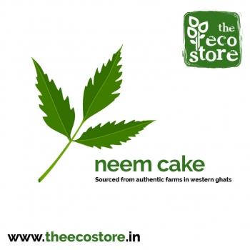 Neem Cake 250 Gms - Eco Store