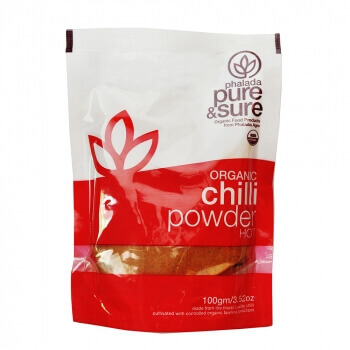 Chilli Powder 100 Gms-Phalada