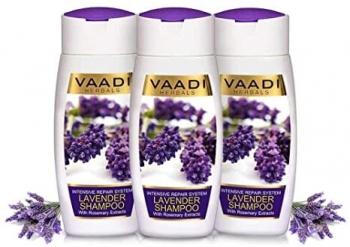 Intensive Repair System Lavender Shampoo 110 Ml - Vaadi