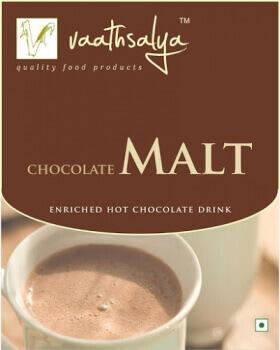 Chocolate Malt 200 Gms -Vaathsalya