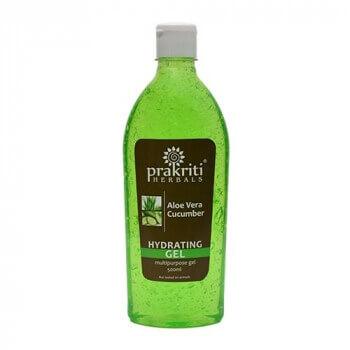 Aloe Cucumber Gel 500 Ml-Prakriti Herbals