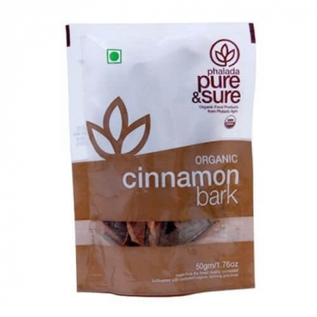 Cinnamon Bark 50 Gms-Phalada