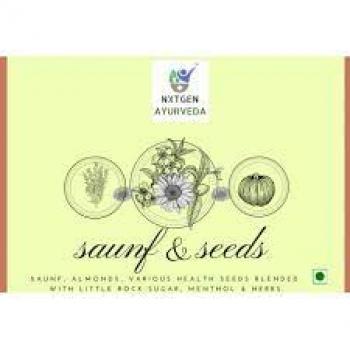 Sounf & Seeds 125 Gms - NXTGEN Ayurveda
