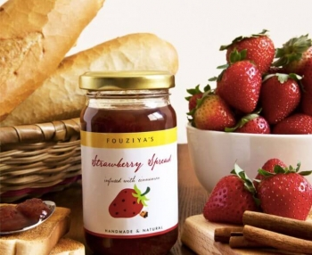 Strawberry Spread 225 Gms - Fouziyas Cooking