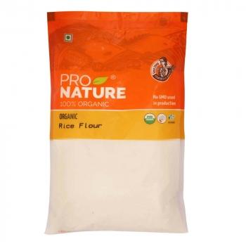 Rice Flour 500 Gms - Pro Nature