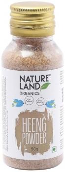 Heeng Powder 50 Gms - Nature Land