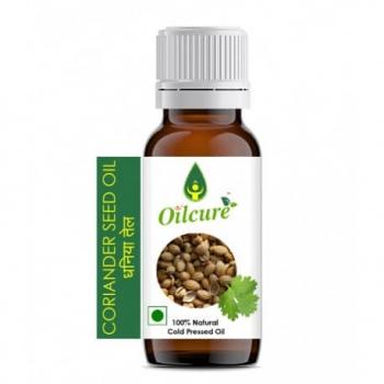 Coriander Oil 100 Ml - Oilcure