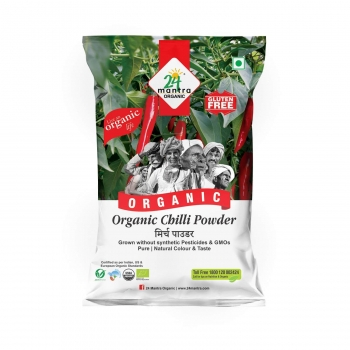 Chilli Powder 100 Gms - 24 Mantra