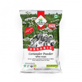 Coriander Powder 100 Gms - 24 Mantra