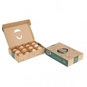 Free Range Eggs 12 Pcs - Farm Made
