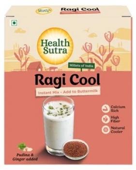 Ragi Cool 200 Gms - Health Sutra