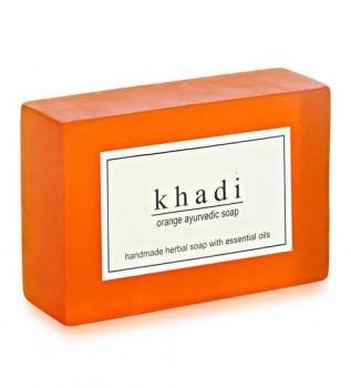 Orange Soap 125 Gms - Khadi
