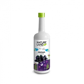 Jamun Juice 500 Ml - Nature Land