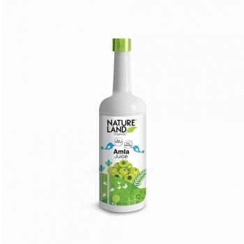 Amla Juice 500 Ml - Nature Land