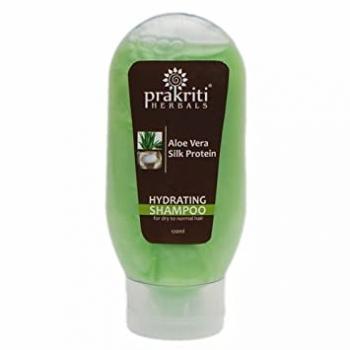Silk Protein Shampoo 120 Ml - Prakriti Herbals