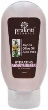 Jojoba Moisturiser 120 Gms - Prakriti Herbals