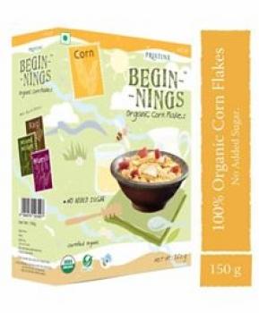 Beginnings Corn 150 Gms - Pristine