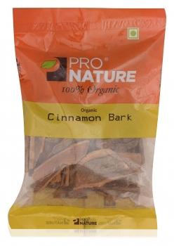 Cinnamon Bark 50 Gms - Pro Nature
