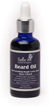Beard Oil 50 Ml - Rustic Art