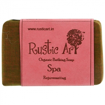 Spa Soap 100 Gms - Rustic Art