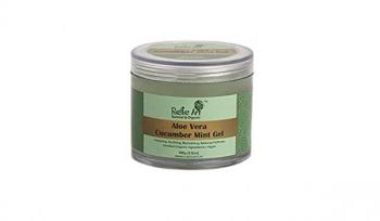 Aloe Vera Cucumber Mint Gel 100 Gms -  Rustic Art