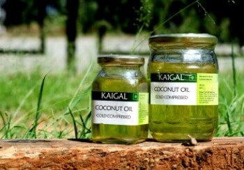 Coconut Oil 500 Gms-Kaigal Trust