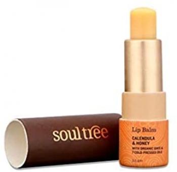 Calendula & Honey Lip Balm 3.5 Gms - Soul Tree
